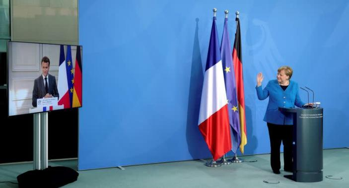 22nd German-French Ministerial Council video conference, in Berlin