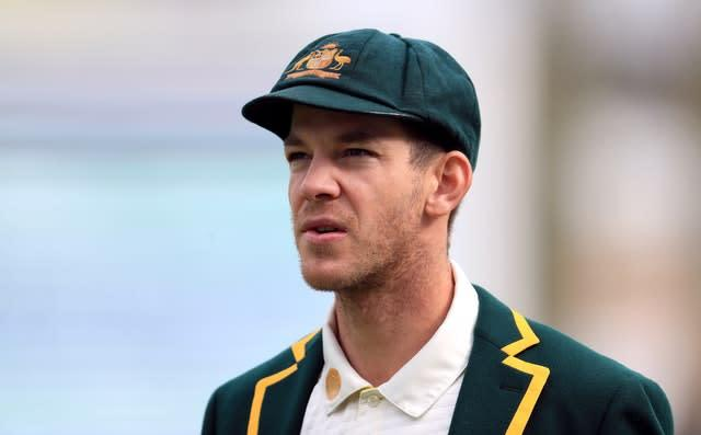 Tim Paine stepped up to captain the Australian Test team in the aftermath of the ball-tampering scandal (Mike Egerton/PA)