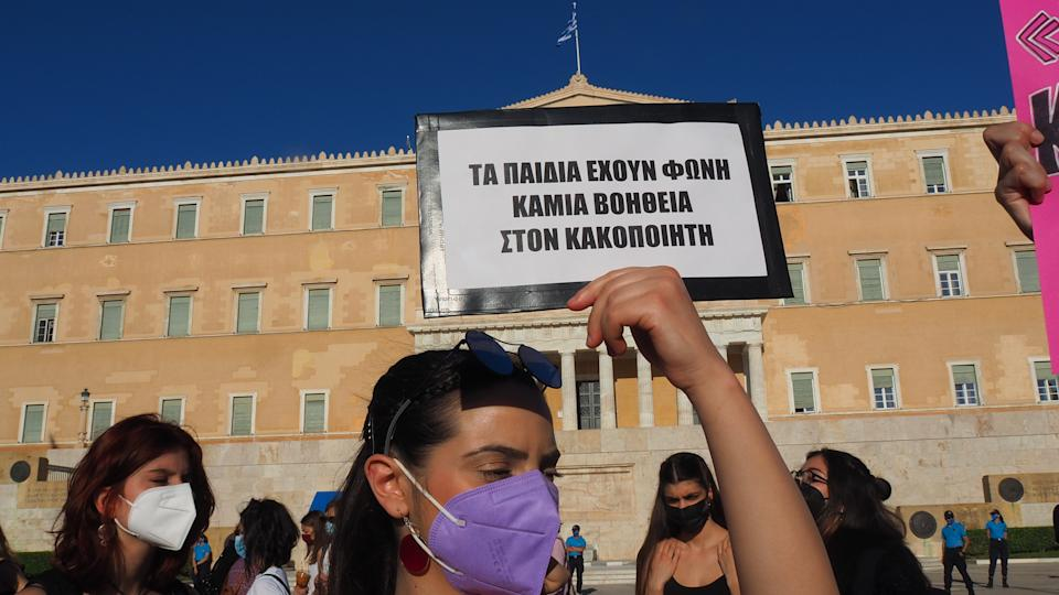 <p>In Greece, fertility rates fell from 2.6 births per woman in 1971 to 1.3 births per woman in 2020. Experts predict that more than 36 per cent of the country's population would be over 65 by 2050. A major reason for this is infertility problems, which is worsening as more couples decide to postpone plans of becoming parents.</p> <p>With an economy that is already in recession and increased brain drain as people move elsewhere for better opportunities, the low fertility rate is proving to be a source of worry for the Government.</p> <p>In a bid to boost its population, Greece is offering parents a baby bonus of Eur 2000 for families for the birth of each child. While the first part of Eur 1000 will be paid immediately after birth, the balance will be disbursed within six months.</p> <p><strong><em>Image credit: </em></strong>ATHENS, ATTIKA, GREECE - 2021/05/18: activists protest in Athens against the new Family law about shared custody of children. (Photo by George Panagakis/Pacific Press/LightRocket via Getty Images)</p>