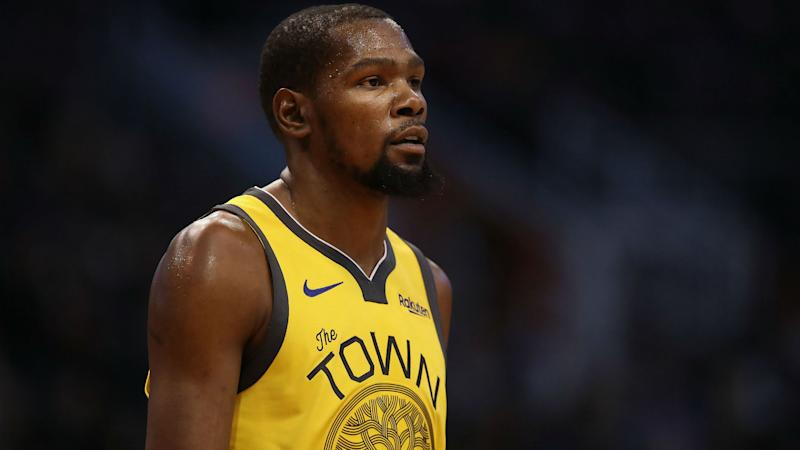 buy online 0e039 96ef8 Kevin Durant leaving Warriors would be 'great' for NBA ...