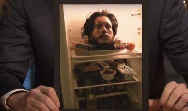 Rose shares a photo of Kit's prank. (Photo: YouTube)