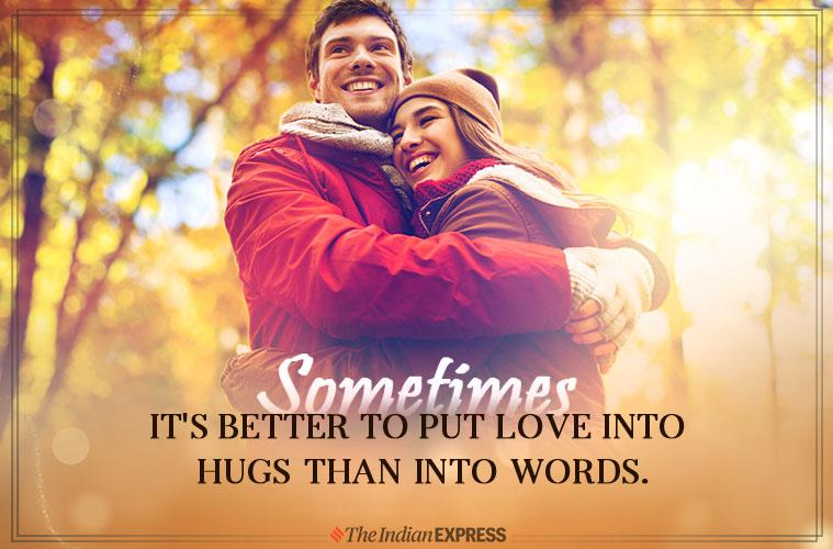 Hug Day 2020 Date, Wishes, Images, Quotes, Indian Express, Indian Express news