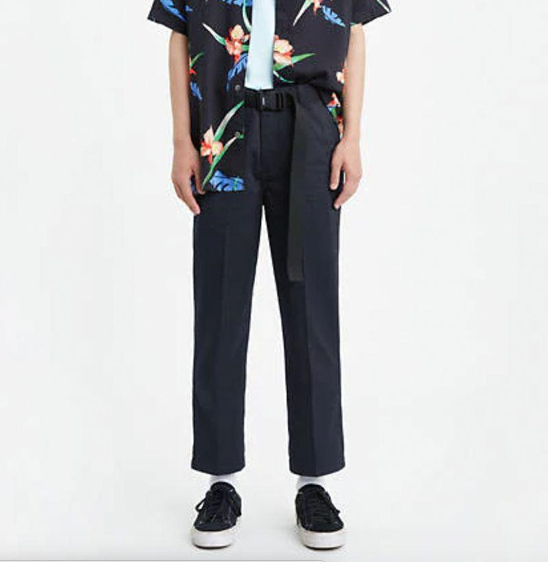 """<p><strong>Levi's</strong></p><p>levi.com</p><p><strong>$39.75</strong></p><p><a href=""""https://go.redirectingat.com?id=74968X1596630&url=https%3A%2F%2Fwww.levi.com%2FUS%2Fen_US%2Fapparel%2Fclothing%2Fbottoms%2Flevis-xx-chino-straight-cropped-pants%2Fp%2F172000000&sref=https%3A%2F%2Fwww.esquire.com%2Fstyle%2Fmens-fashion%2Fg32644642%2Fcheap-memorial-day-sales-mens-fashion%2F"""" rel=""""nofollow noopener"""" target=""""_blank"""" data-ylk=""""slk:Buy"""" class=""""link rapid-noclick-resp"""">Buy</a></p><p>Dude, please don't tell me you still haven't smashed the buy button on <a href=""""https://www.esquire.com/style/mens-fashion/a31926091/levis-xx-chino-review-endorsement/"""" rel=""""nofollow noopener"""" target=""""_blank"""" data-ylk=""""slk:these"""" class=""""link rapid-noclick-resp"""">these</a>. </p>"""