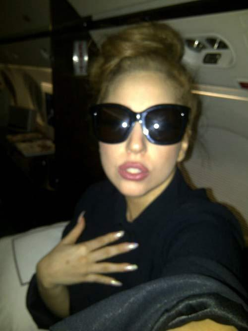 OMG! Lady Gaga Has Shaved Off Her Hair
