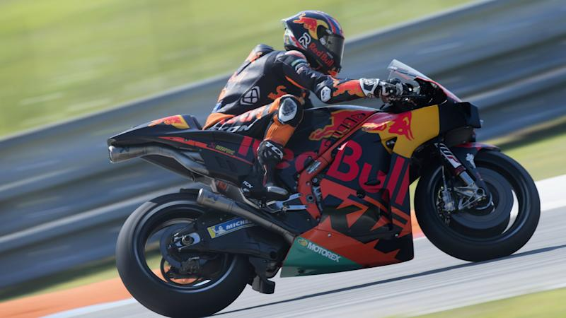 MotoGP 2020: Brilliant Binder claims first premier class win in only third race