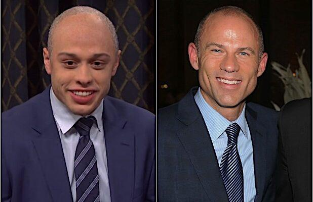 'SNL': Pete Davidson's Parody of Michael Avenatti Gets a 'Total Loser' Review From the Attorney