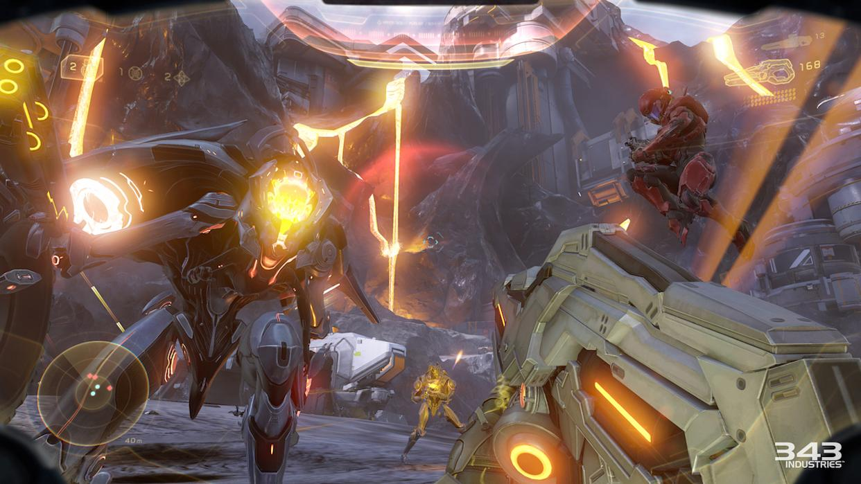 Halo 5: Guardians review: Combat re-evolved