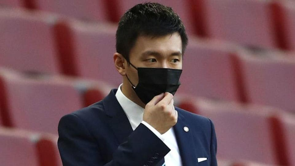 Il presidente Zhang | Lars Baron/Getty Images