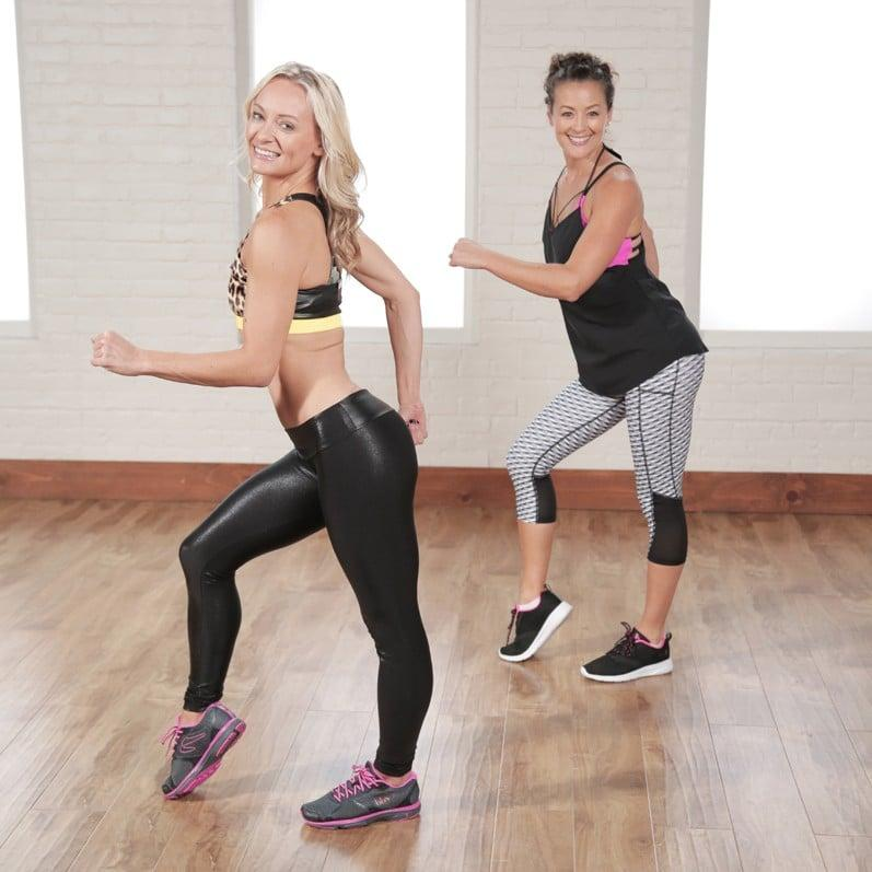 """<p>It's Saturday and your workout should feel like a party! This 25-minute dance workout, from warmup to cooldown, is so fun you'll forget you're working out. Grab a friend, put on your dancing shoes, and get ready to boogie with <a href=""""https://www.popsugar.com/fitness/How-Much-Cardio-Should-I-Do-44838080"""" class=""""ga-track"""" data-ga-category=""""Related"""" data-ga-label=""""https://www.popsugar.com/fitness/How-Much-Cardio-Should-I-Do-44838080"""" data-ga-action=""""In-Line Links"""">Simone De La Rue</a>, founder of LA's hottest dance workout Body by Simone.</p> <p>Find the workout here: <a href=""""https://www.popsugar.com/fitness/Cardio-Dance-Workout-From-Body-Simone-42656122"""" class=""""ga-track"""" data-ga-category=""""Related"""" data-ga-label=""""http://www.popsugar.com/fitness/Cardio-Dance-Workout-From-Body-Simone-42656122"""" data-ga-action=""""In-Line Links"""">The Cardio Dance Workout Celebs Love</a></p>"""
