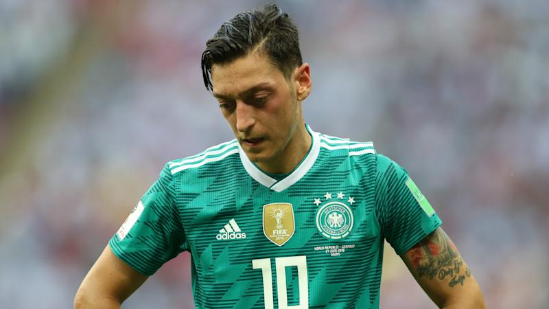 'Ozil always wanted to have fun and play football' - Neuer defends former Germany teammate