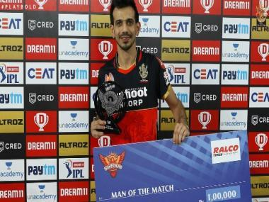 IPL 2020: Sunrisers' almighty collapse, Padikkal's dream debut and Chahal's star turn, talking points from RCB's win