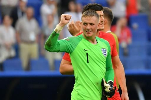 Jordan Pickford learned his trade in England's lower leagues
