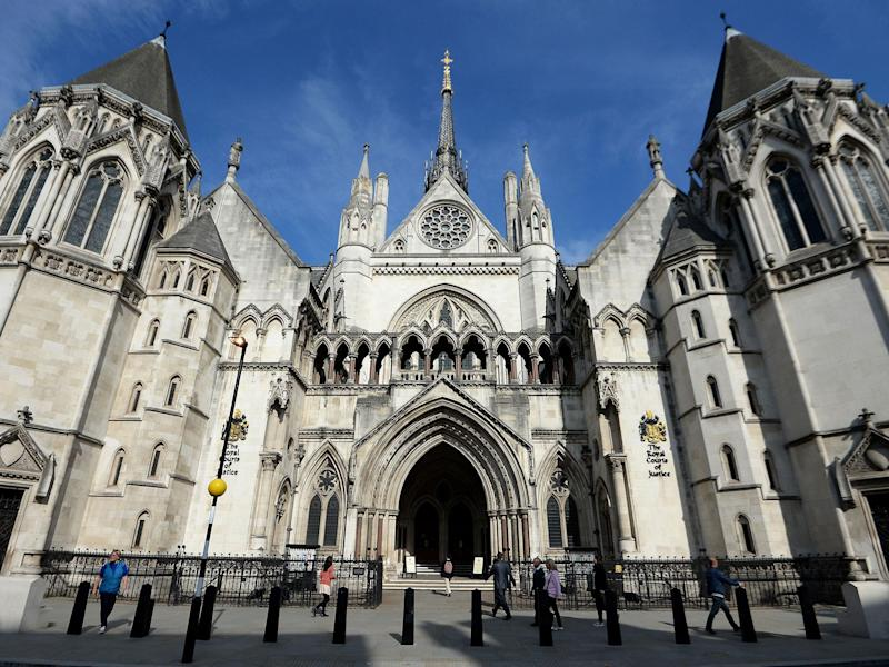 The Royal Courts of Justice in London, where a terminally ill 14-year-old girl who wanted her body to be frozen in the hope that she could be brought back to life won a historic legal fight at the High Court shortly before dying: PA