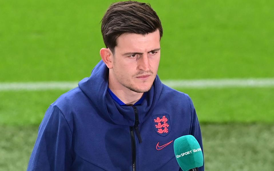 Harry Maguire - AFP via Getty Images