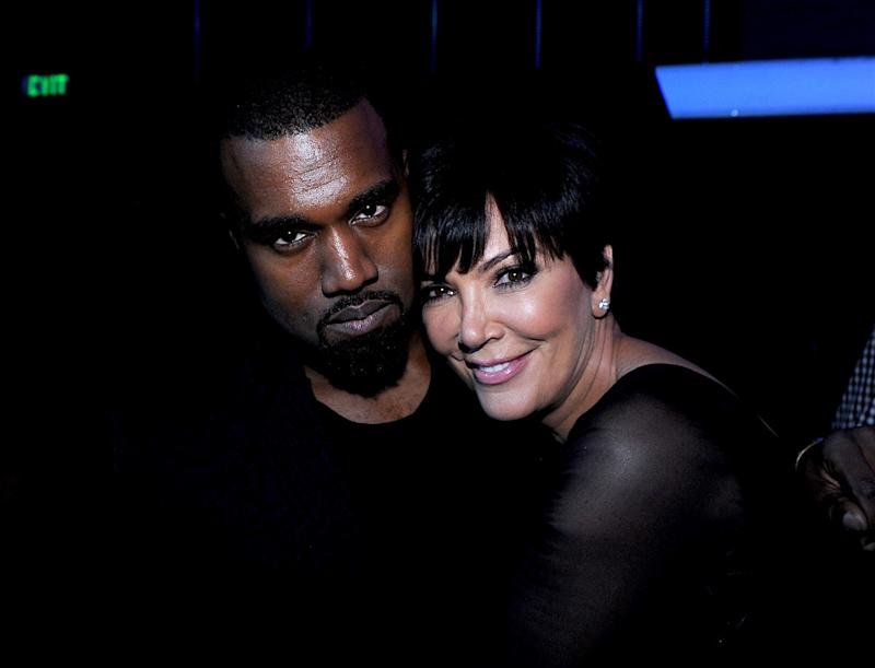 Kanye West and Kris Jenner Team Up to Tear Down Latest Kardashian Gossip