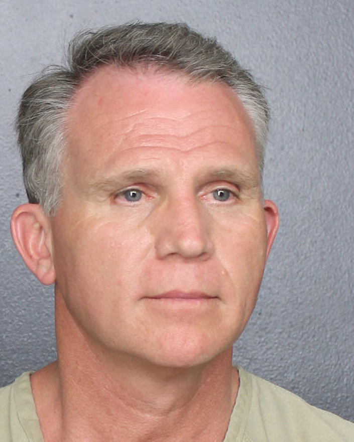 Walter Wayne Brown Jr., 53, was arrested on Feb. 11 for impersonating a U.S. marshal. He threatened to arrest staff at a Deerfield hotel after he refused to wear a mask, according to a federal complaint.
