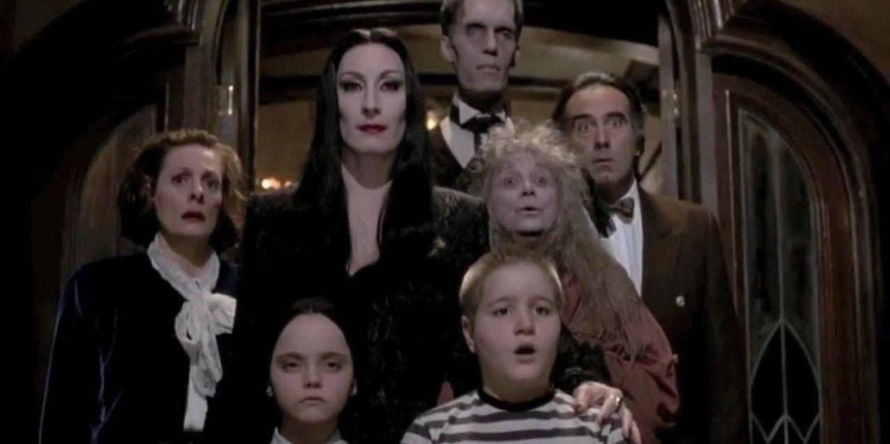 """<p>They're creepy and they're cooky, mysterious and spooky ...</p><p>If anyone sings so much as a few notes of The Addams Family theme song, the immediate instinct is to do the iconic double snap - it's just that memorable. We wouldn't be surprised to hear that you're dressing up as Morticia or Wednesday this <a href=""""https://www.cosmopolitan.com/uk/halloween/"""" target=""""_blank"""">Halloween</a>, or that you've convinced your entire family to partake in the fun (We're particularly obsessed with the Morticia and Gomez Halloween couple's costume). The <a href=""""https://www.cosmopolitan.com/uk/halloween/"""" target=""""_blank"""">Halloween</a> movie is so iconic that it's hard to believe that it premiered a whopping 19 years ago. As we kindly request that time slows down a bit, we're so curious about what's happened to the legendary characters of our favourite Halloween film.  </p><p>So, what have the actors who played Morticia, Gomez, Lurch, Pugsley and the other members of this spooky gang been up to? And please let us know what Wednesday, er, Christina Ricci, has been doing! As it turns out, so much has happened in the lives of these nine unforgettable actors. Some continued to shine in the spotlight, others chose another route, and a few have sadly passed away since we saw them light up the big screen. </p>"""