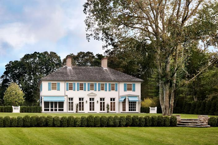 Debut: Bories & Shearron Architecture Pictured above: A newly-completed East Hampton house. Read our profile here.