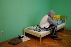 Facing death for being gay, men flee Russia's Chechnya