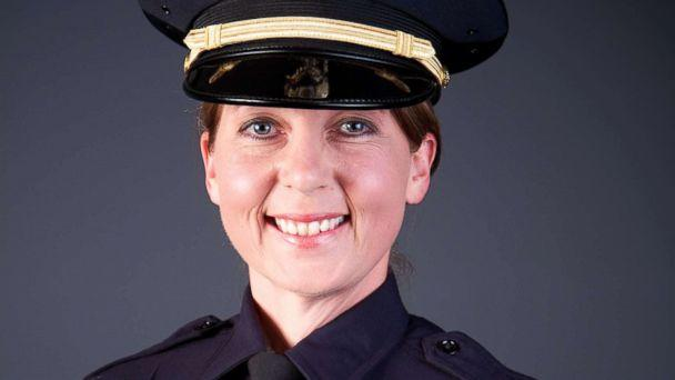 PHOTO: This undated photo from the Tulsa Oklahoma Police Department shows Officer Betty Shelby. Police say Tulsa official Shelby killed the deadly shot that killed 40-year-old Terence Crutcher on September 16, 2016. (Tulsa Police Department via AP Photo)