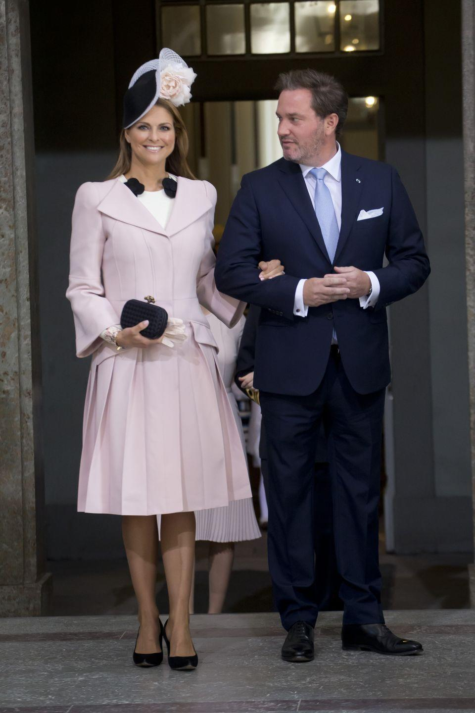 <p>In 2013, O'Neill, a British financier, married Princess Madeleine of Sweden, who spent time in New York City. Her future husband was working on Wall Street. </p>