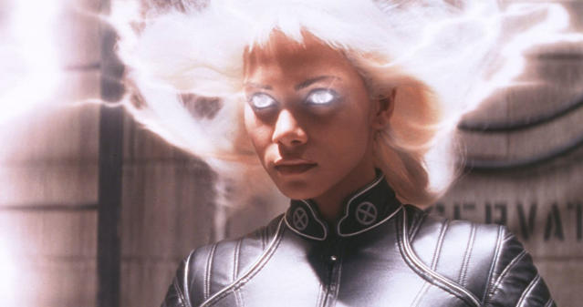 "Halle Berry as Storm in ""X-Men."" (HO Old / Reuters)"