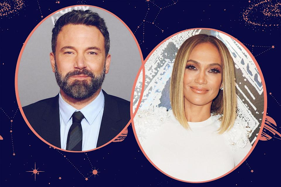 What Astrology Says About the Reunion of Bennifer