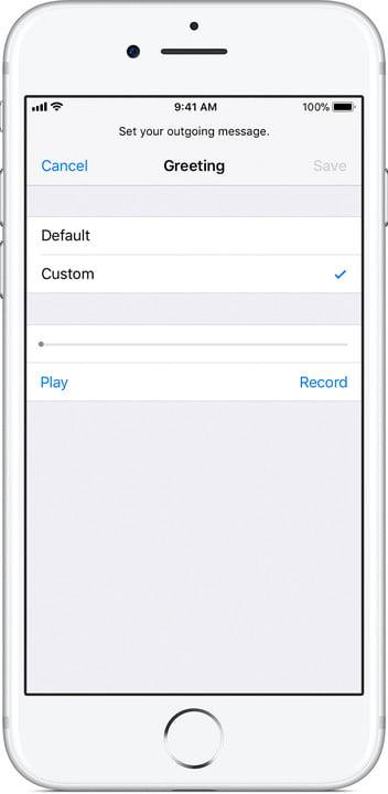 how to delete voicemail on iphone 4