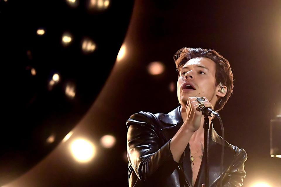 Harry StylesKevin Winter/Getty Images for The Recording Academy