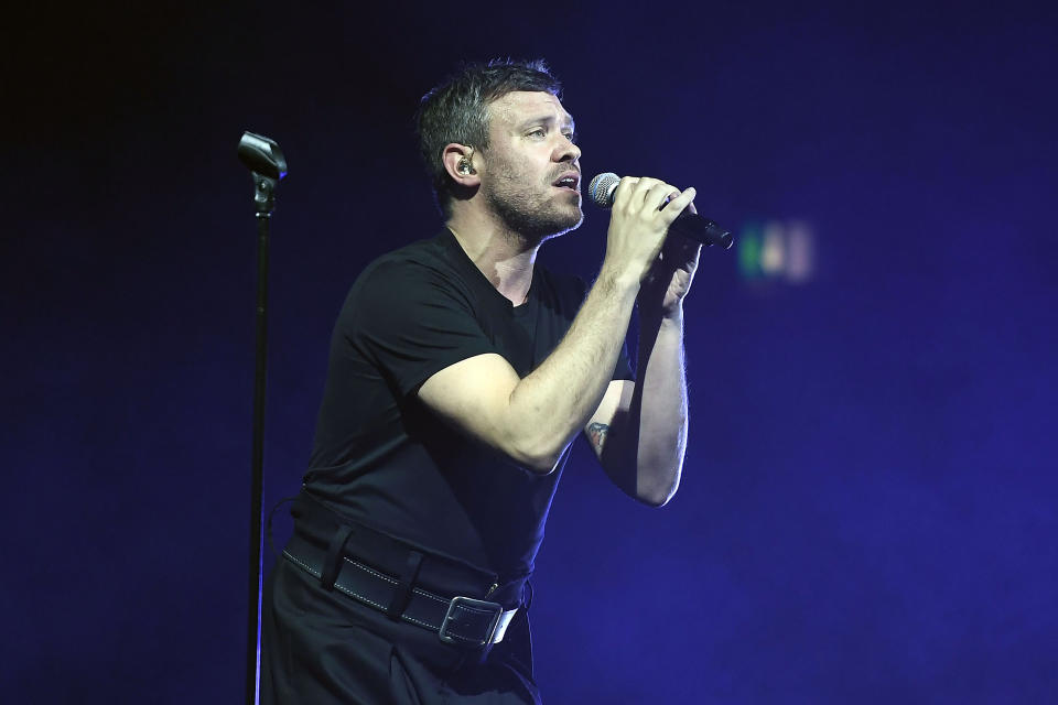 Photo by: zz/KGC-138/STAR MAX/IPx 2019 10/11/19 Will Young performing in concert at the Eventim Apollo in London, England, UK.
