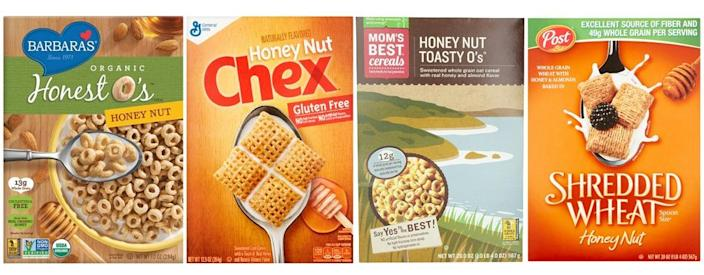 Where Are the Nuts in Honey Nut Cheerios?