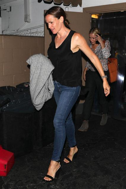 Jennifer Garner Girls Night out
