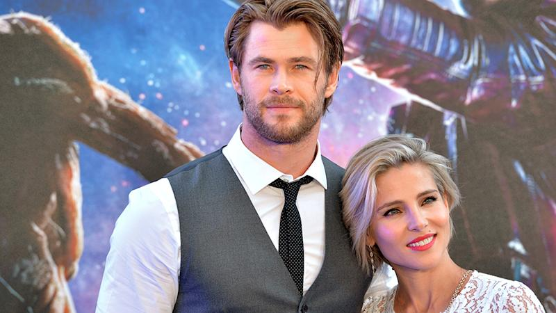Chris Hemsworth slammed suggestions he was using potable water to keen his gardens lush. Photo: Getty Images