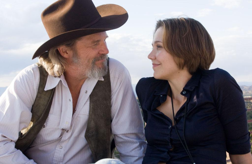 "<a href=""http://movies.yahoo.com/movie/contributor/1800011634"">Jeff Bridges</a> and <a href=""http://movies.yahoo.com/movie/contributor/1800360995"">Maggie Gyllenhaal</a> in Fox Searchlight's <a href=""http://movies.yahoo.com/movie/1810035142/info"">Crazy Heart</a> - 2009"