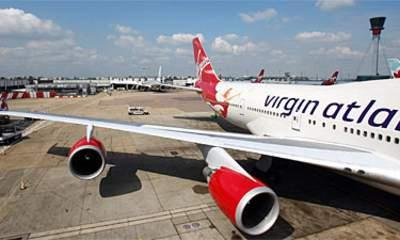 Singapore Airlines In Virgin Sell-Off Talks