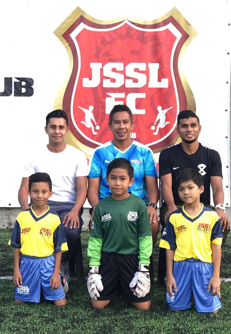 A guide to JSSL, the football academy which produced the first Singaporean to sign with an EPL club