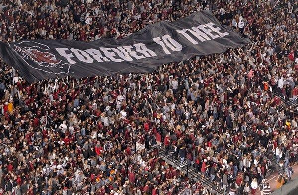South Carolina is planning to allow full capacity at home for the 2021 football season.