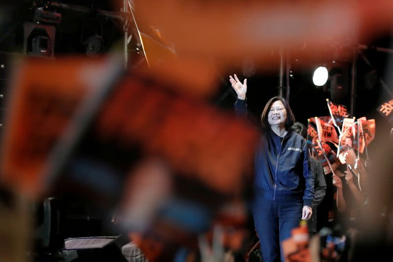 Profiles of Taiwan's presidential candidates