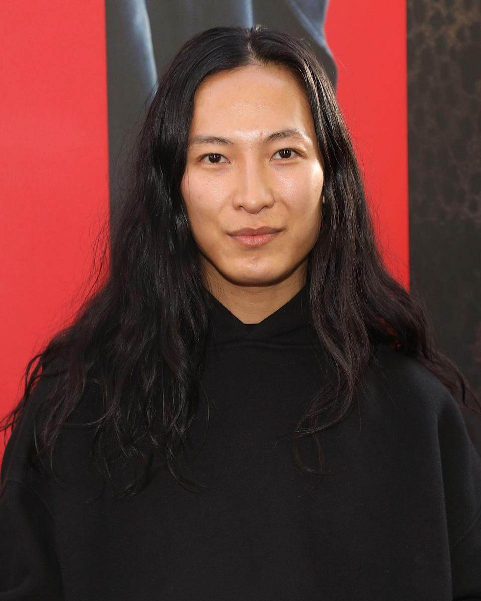 NEW YORK, NY - JUNE 05:  Alexander Wang attends the world premiere of