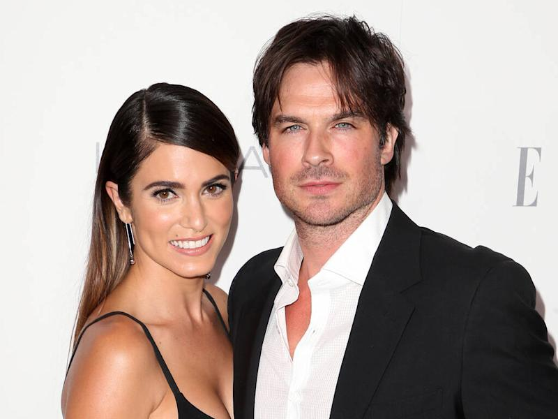 Ian Somerhalder: 'Nikki Reed did us a favour by agreeing to appear in V Wars'