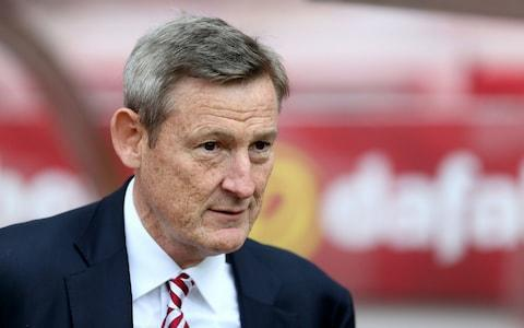 "If Sunderland drop points at home to Burton Albion on Saturday they could be relegated to English football's third tier for only the second time in their history. They are six points adrift with three games to play. But who is to blame for their catastrophic fall? There are five main culprits. Ellis Short – Owner Ellis Short takes ultimate responsibility for Sunderland's spectacular demise. He has been a hapless owner, even if his heart was once in the right place. All the various mistakes made over the last decade, can be traced back to Short. Whether it is the lack of football expertise at boardroom level, trusting the wrong people to advise him or the series of disagreements with successful managers at the start of his reign - Roy Keane, Steve Bruce and Martin O'Neill all departed when the Black Cats were outside of the relegation zone – he cannot escape blame. The only mitigating circumstances are that Short has bankrolled the club, covering losses of around £25m a year. He has, at least, paid for his mistakes out of his own pocket. ""We are playing the blame game now,"" said Sunderland's former captain Gary Bennett. ""Ellis Short is a popular target, but you cannot forget how much money he has put in. He has covered losses in excess of £100m. ""The supporters want him to invest again, but why should he? He has wasted a fortune already. His problem has been, the people he appointed to run the club for him were not up to it. Ellis Short cannot be considered blameless Credit: PA ""His money has been wasted and you can trace it all back to the summer of 2013 when 14 players were signed [by former director of football Roberto De Fanti}, players who were hopeless, were not there long, but took years to be paid off. That was a shocking waste."" Short is hugely unpopular with the majority of supporters, but Michael Graham of fanzine Roker Report thinks he was misguided rather than malicious. ""Do I see him as some kind of faceless, soulless monster who is completely detached from the club, and wilfully running it into the ground?,"" he aksed. ""Absolutely not. ""Ultimately, though, the mistakes have been his. He's made poor decisions, trusted the wrong people, and led the club astray."" Verdict: Guilty Martin Bain – Sunderland chief executive Since Bain was appointed in 2016, Sunderland have been relegated from the Premier League and are on the brink of dropping into the third tier for only the second time in their history. That is a damning charge sheet. However, Bain has been putting out fires that started long before he arrived. He was ordered to cut costs to prevent financial meltdown. In the process, the football side of the business has been plunged into turmoil. Bain appointed David Moyes and refused to sack him, even when the club were staring down the barrel of the relegation shotgun, only for his fellow Scot to refuse to stay on to clear up the mess in the Championship. He appointed Simon Grayson last summer and then sacked him in November after just two league wins. He then appointed Chris Coleman as manager, who has not overseen any sort of upturn in results. ""Frankly, everything he has touched has turned to disaster,"" said Graham. ""Perhaps in years to come, when the club are on a better financial footing, we'll look back and think of Bain as the man who took the difficult decisions that helped the club stand tall again. Right now, though, he is accountable for an awful lot of the misery."" Verdict: Guilty Margaret Byrne – former chief executive In terms of lumbering Sunderland with inadequate players on vastly inflated wages, Byrne is largely to blame. Under her watch, Sunderland's wage bill rose to become one of the ten highest in the Premier League, yet Sunderland achieved just one top ten finish during their decade in the top flight. A prime example of Byrne's inability to get value for money, is former England international Jack Rodwell. She was the person who negotiated a five-year contract, paying Manchester City £10m to sign him, without a relegation clause that would reduce his wages. Rodwell, who earns around £70,000-a-week and not played since September, is the poster boy for a shocking lack of judgement in recruitment. While various managers and a poor scouting network are also responsible for this disaster, Byrne, who is now working as a football agent, signed off too many of those deals. Premier League and Football League relegation, promotion and play-offs ""For years, Byrne was seen as the problem at Sunderland and we were assured that when she left, the problems would leave with her,"" offers Graham in mitigation. ""They didn't, so she wasn't. ""However, if we are talking about those responsible for the mess Sunderland are in right now, then it's hard to make a case for blaming Byrne. She left a club in decent shape on the pitch, with Sam Allardyce at the helm, and heading for much better things with a growing feel-good factor."" Verdict: Guilty David Moyes – former Sunderland manager David Moyes took Sunderland down and cannot escape that fact, despite the various excuses offered. The former Manchester United and Everton manager failed badly on Sunderland. He seemed like the ideal man for the job, but arrived too late in the summer of 2016, after pre-season had already started under his predecessor Allardyce, to recruit properly and made a series of panic buys. Ultimately, though, he got considerably less out of the players he inherited than Allardyce did. He appeared to lose heart, shocked by the dire financial situation at the Stadium of Light, but he was not sacked by Bain. But Moyes, dismayed to hear how little money there would be to spend after relegation, did not hang around to repair the damage. Moyes oversaw a dismal period in Sunderland's history Credit: PA ""David Moyes is the manager who took Sunderland down, said Bennett. ""But you have to look at the wider picture. He's not the only manager who struggled and Sunderland have had half a dozen managers who have done good jobs elsewhere and failed here. The problems at this football club are bigger than the manager. ""Should he have stayed after relegation? Maybe, but he realised Sunderland didn't have any saleable assets. They sold Jordan Pickford for £30m, but that money was needed to keep the club running. He saw what was coming next."" Graham is less kind: ""As far as I'm concerned, that man attempted to absolutely gut my club of its very soul. He demeaned it at every opportunity, talked it down, and seemed to write it off from day one. ""He did nothing but chip away at the fabric of the club until what was left was barely recognisable. 'Guilty' isn't a strong enough word for what Moyes did to Sunderland."" Verdict: Guilty Chris Coleman -current Sunderland manager Most people were pleasantly surprised when Coleman was appointed given the excellent job he had done with Wales. Coleman, though, has a far less impressive record in club management. The 47-year-old has spoken passionately and persuasively. There are those who merely feel he was doomed to fail because of the squad he inherited and the financial restrictions in place. Coleman has failed to turn things around despite financial backing Credit: getty images That seems a little kind. Coleman has been at Sunderland since mid-November, was allowed to sign players in January window and has still failed to get the Black Cats out of the bottom three. He has won just five out of his 28 games. ""Like every manager, Chris Coleman looked in from the outside and thought what a fantastic club,"" Bennett added. ""He saw the wonderful stadium, the training ground and the fanbase and thought I can have success there, keep them up and then build towards promotion. ""But once he got here, he saw the problems, he saw the lack of quality in the squad and the finances and now he's just another manager struggling."" Graham added: ""It would be easy to just write Coleman off as another managerial charlatan if it were based just on results. ""But there needs to be a cultural change at Sunderland. All that is going to take strength and stones, and Coleman looks like he has enough of both to just have half a chance of pulling it off."" Verdict: Jury's Out"