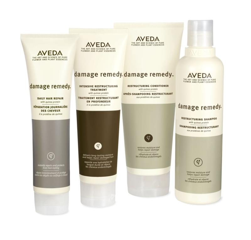 aveda smooth infusion retexturizing system instructions