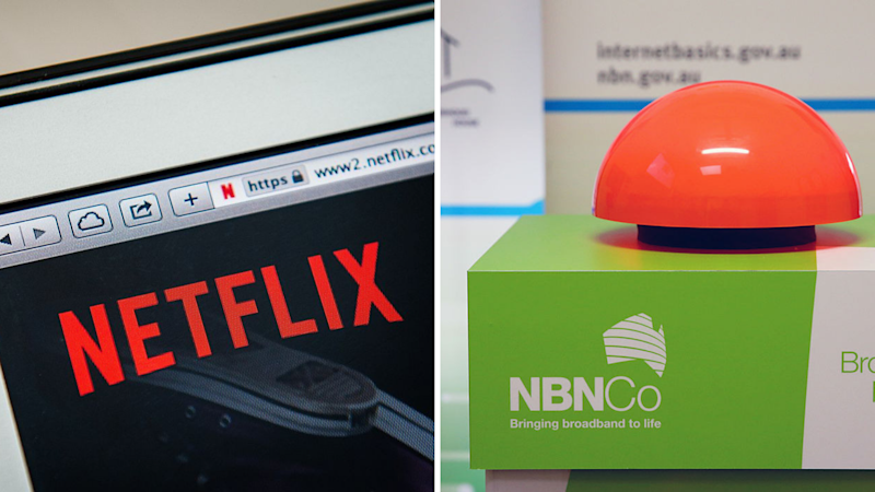 Will you need to pay more for Netflix if you're with the NBN? (Source: Getty)