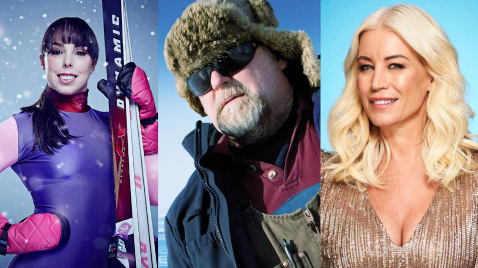 'The Jump', 'Ice Road Truckers' and 'Dancing on Ice' are among the most dangerous reality TV shows. (Credit: Channel 4/History/ITV)