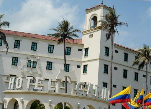 Secret Service officers recalled from Colombia had stayed at the Hotel Caribe