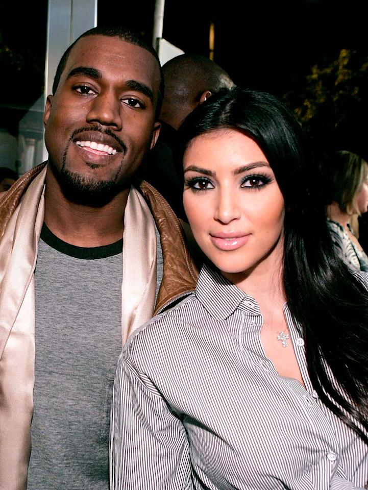 "MediaTakeOut.com announces that it has ""confirmed"" with an ""extremely reliable insider"" that Kim Kardashian cheated on Reggie Bush with Kanye West, and that's the reason the couple split. Click over to <a href=""http://www.gossipcop.com/kim-kardashian-kanye-west-cheated-rumor-reggie-bush/"">Gossip Cop</a> to see what Kardashian herself told us about her and Kanye. Chris Weeks/<a href=""http://www.wireimage.com"" target=""new"">WireImage.com</a> - September 25, 2007"