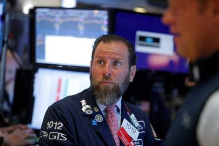 The S&P 500 inches higher; Treasury yields dip after Powell remarks, jobs report