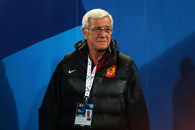 <p>2. Marcello Lippi (China) 23.5 millones de euros. / Foto: Getty Images </p>
