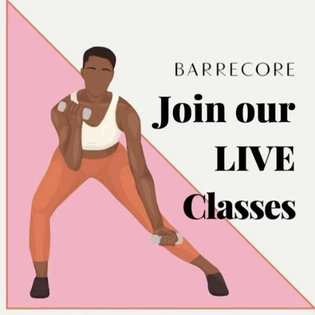 "<p>Get that famous Barrecore shake from your living room with the Barrecore virtual classes. (<a href=""https://www.runnersworld.com/uk/training/cross-training/a30527579/barrecore-challenge/"" rel=""nofollow noopener"" target=""_blank"" data-ylk=""slk:Read what happened when we tried barre for a month here"" class=""link rapid-noclick-resp"">Read what happened when we tried barre for a month here</a>). Your first class is free, after that it's £6-per-class.</p><p><a href=""https://www.instagram.com/p/CHDSNUglhYS/"" rel=""nofollow noopener"" target=""_blank"" data-ylk=""slk:See the original post on Instagram"" class=""link rapid-noclick-resp"">See the original post on Instagram</a></p>"
