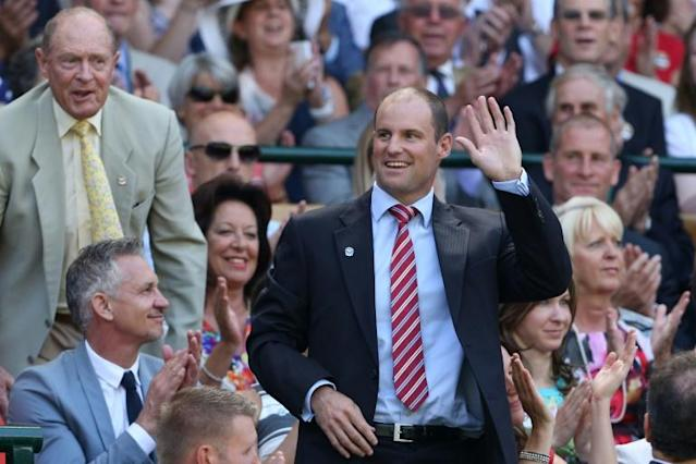 Overseas increase in county cricket - Andrew Strauss (AFP Photo/Justin TALLIS)